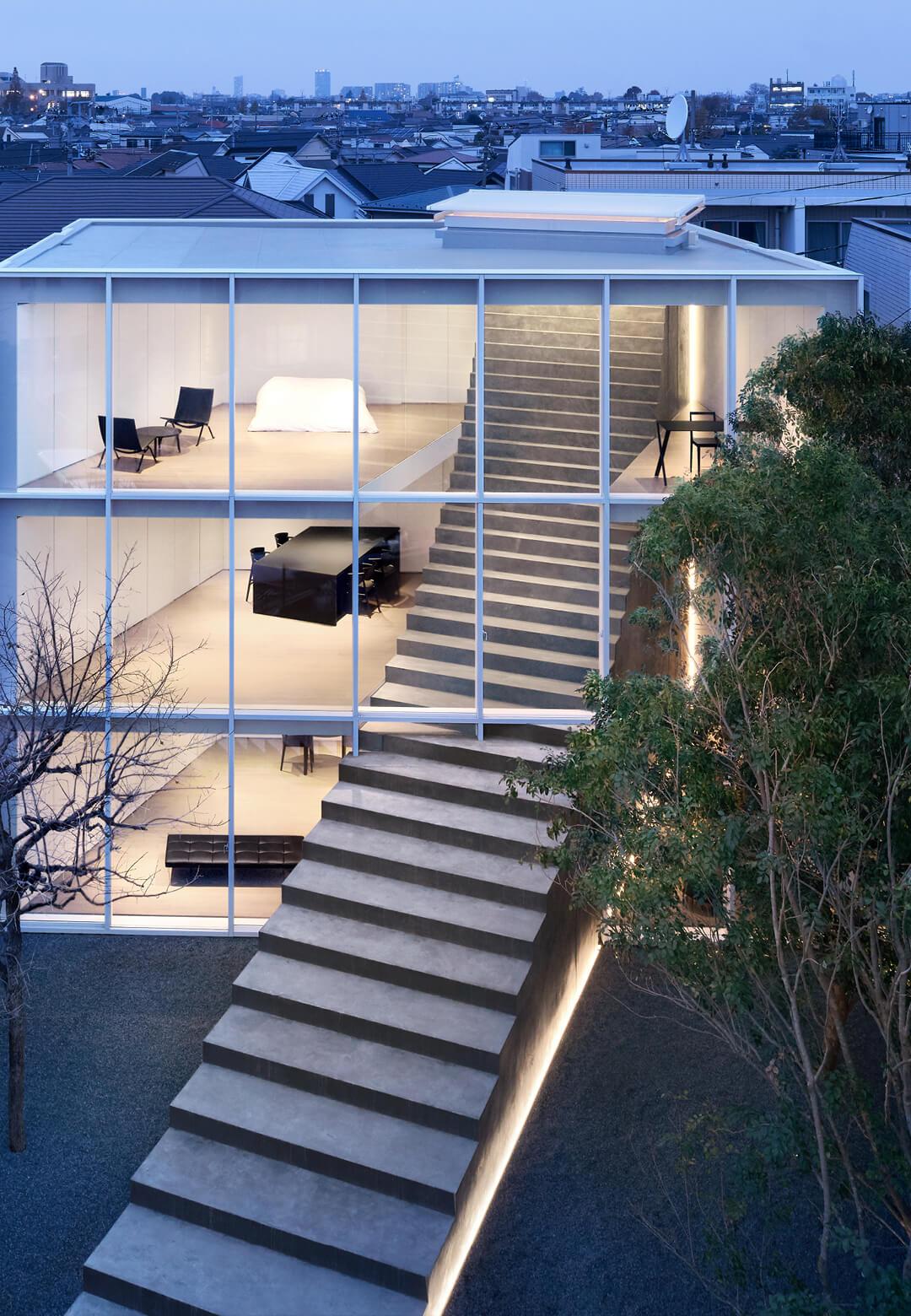Stairway House in Tokyo by nendo | Tokyo | Nendo | STIRworld