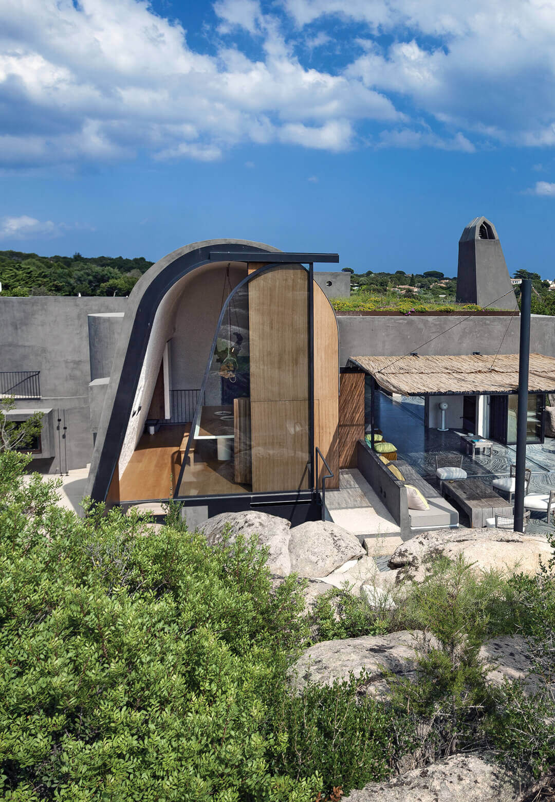 A House in Sardinia designed by Stera Architectures   STIRworld