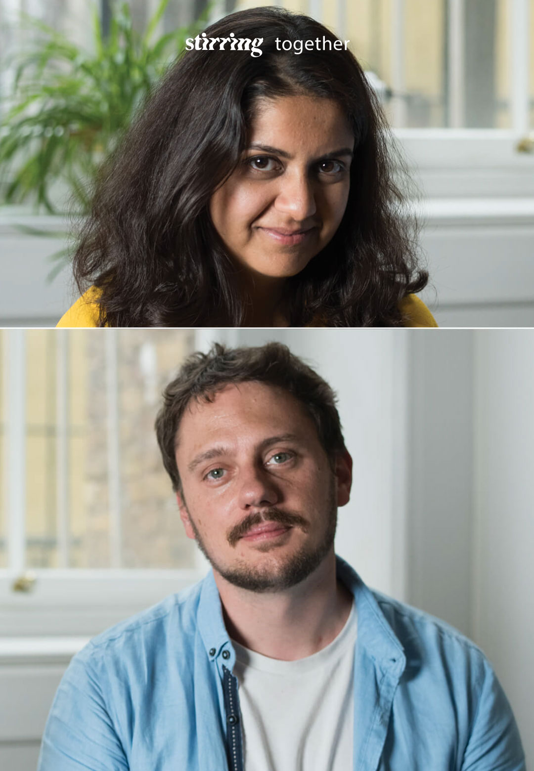 Anab Jain and Jon Ardern, the founders of London-based collective Superflux | Refuge for Resurgence | Superflux | STIRworld