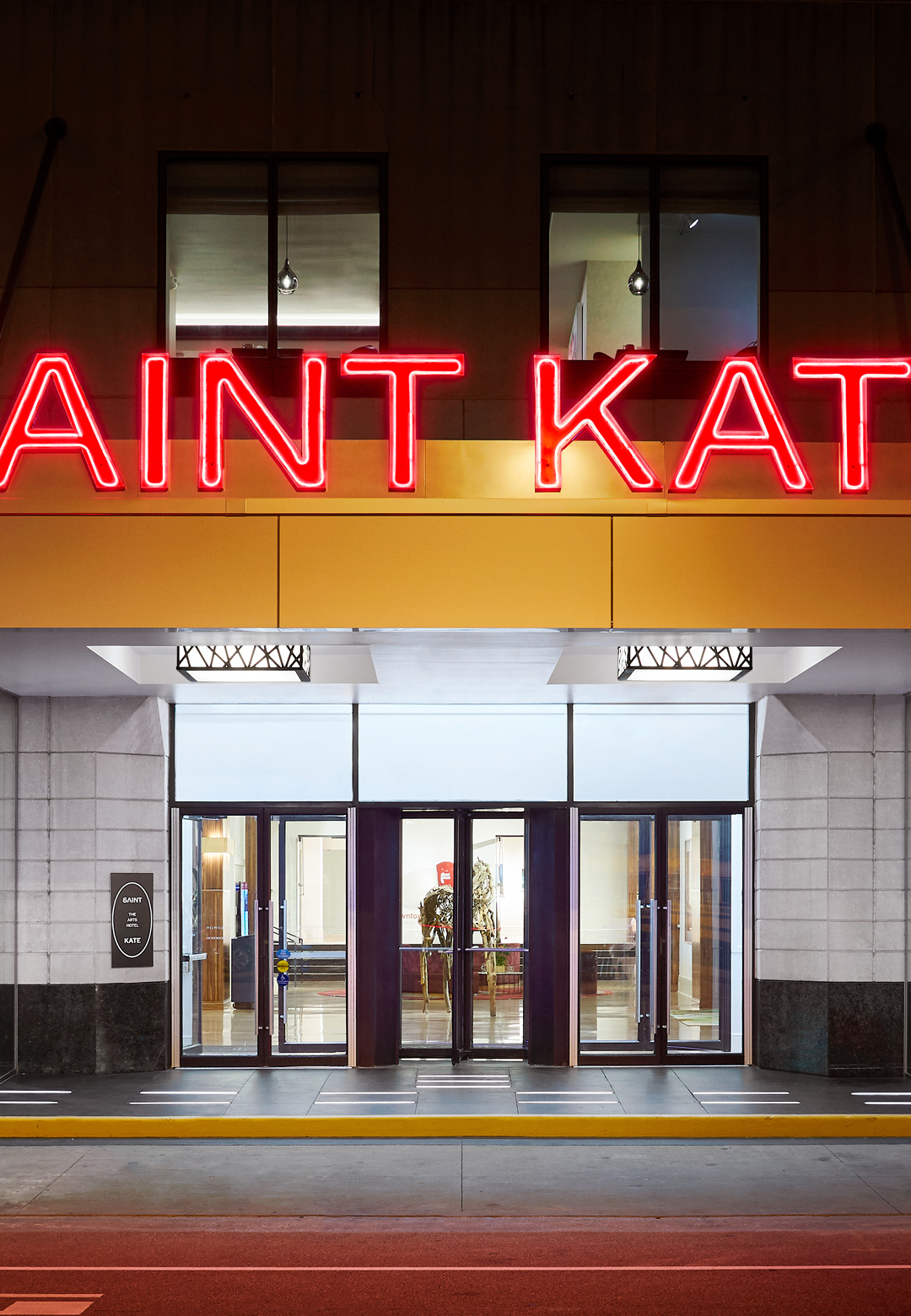 Saint Kate – The Arts Hotel, Milwaukee, USA – a representation of the local and regional art and performances | Saint Kate | Stonehill Taylor | STIRworld