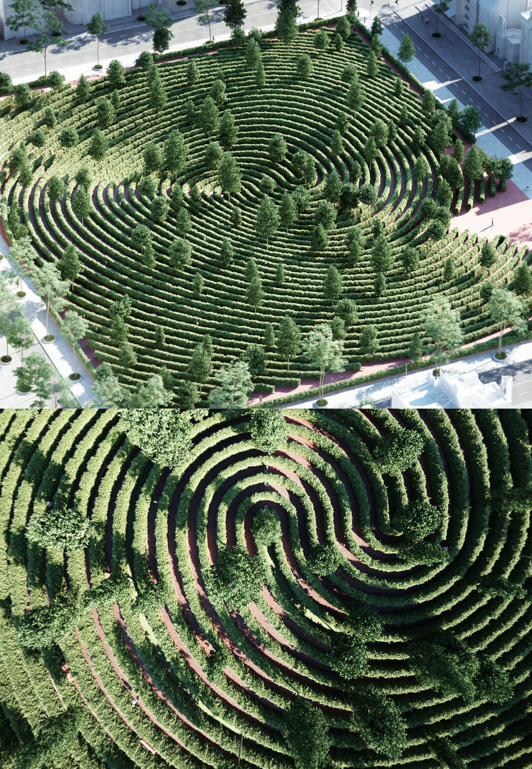 Parc de la Distance designed by Studio Precht  | Parc de la Distance | Studio Precht | STIRworld