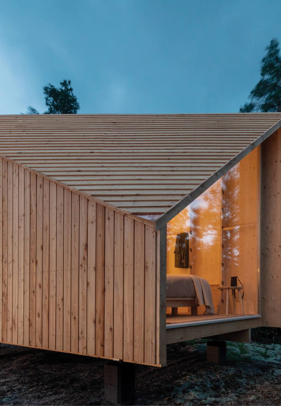 Space of Mind cabin | Studio Puisto | STIRworld