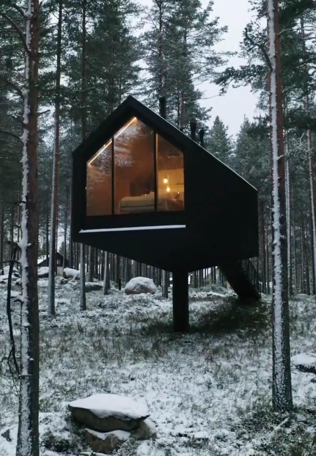 Studio Puisto's Niliaiita Cabin | Niliaiita Cabin | Studio Puisto | STIRworld