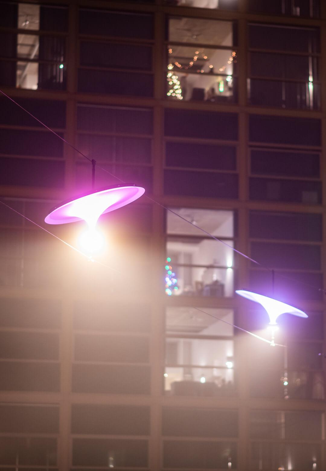 The 'Sunseeker' by Dutch lighting design studio Vantot dynamically follows the sun   Sunseeker   Vantot   STIRworld