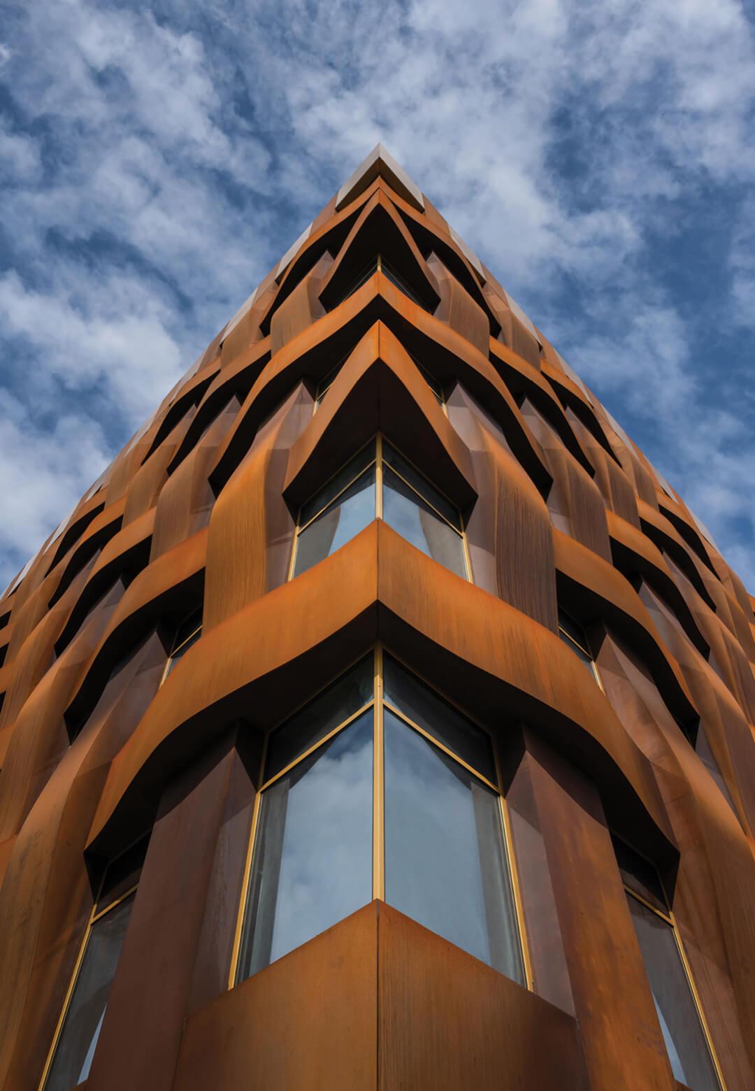 Tchoban Voss Architekten's Ferrum-1, an office building in St. Petersburg, Russia | Ferrum 1 | TCHOBAN VOSS Architekten | STIRworld