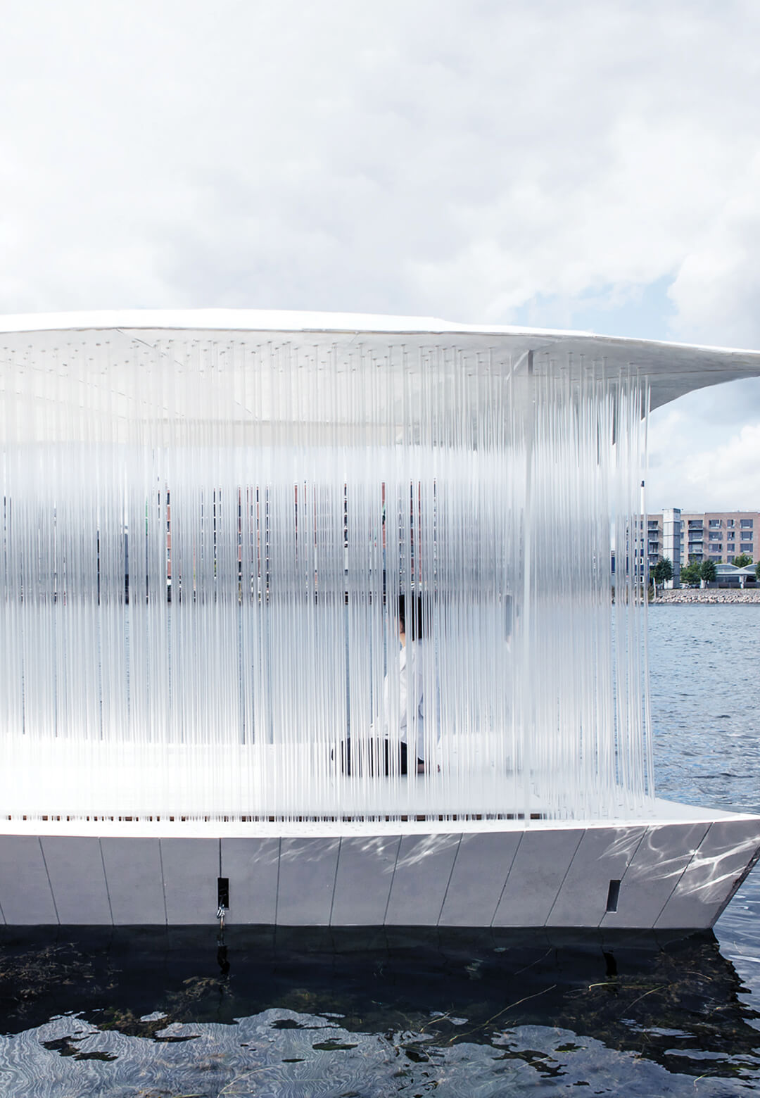 Teahouse Ø reflects the beauty of Copenhagen's water features| Pan- Projects| Denmark | STIRworld