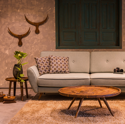 Tectona Grandis Furniture: Reclaiming teakwood with contemporary designs