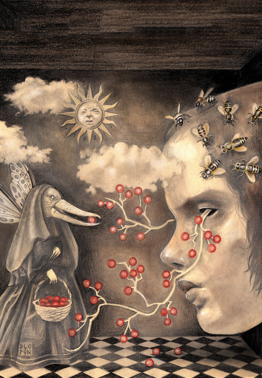 Room of tears by Ceren Aksungur| STIRworld