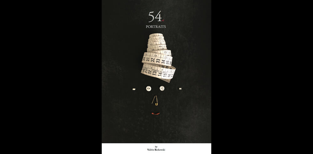 The many faces of lockdown solitude: '54+1 Portraits' by Valérie Barkowski