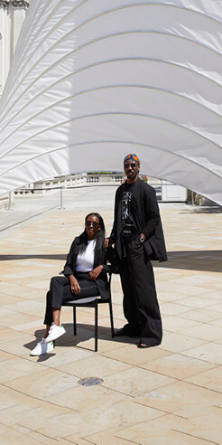 The Pavilion of African Diaspora wins Best Design Medal at London Design Biennale