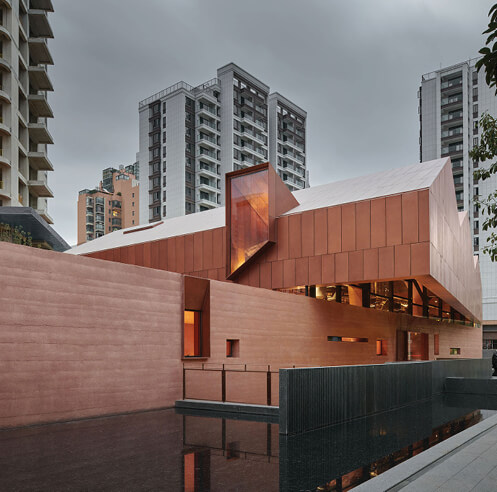 Neri&Hu restores a historic Chinese residence in Fuzhou into a public teahouse