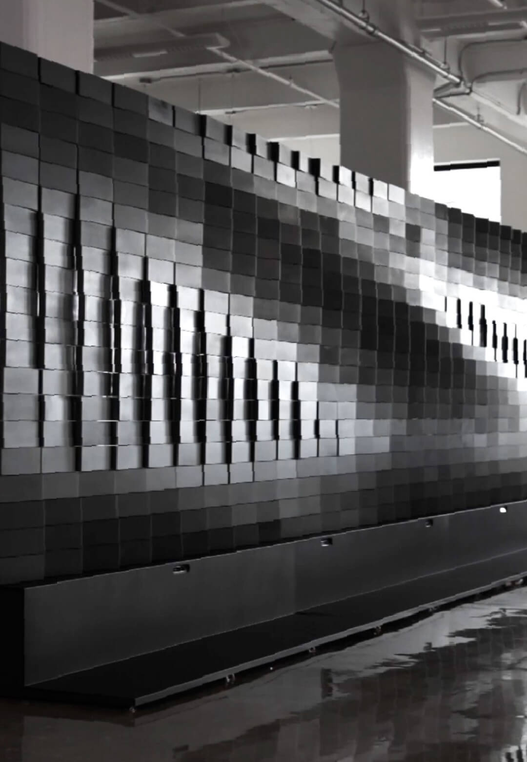 Brixel Mirror, 2018 |Breakfast | STIRworld