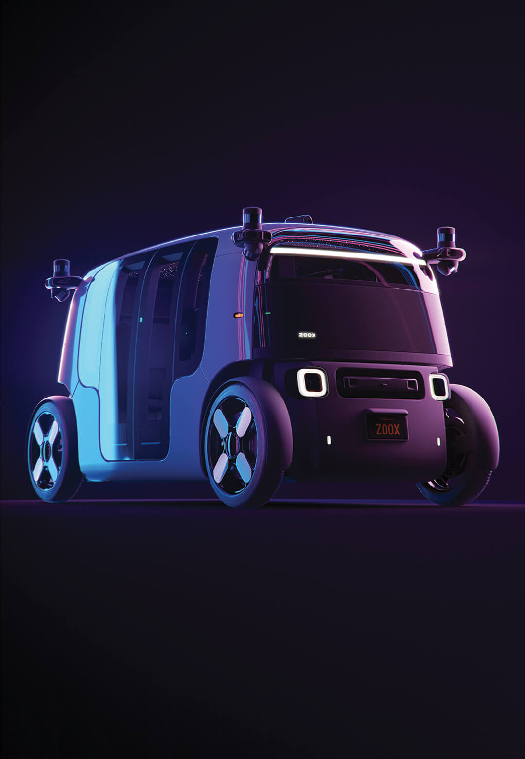 Zoox is an autonomous and fully electric vehicle for the future of urban mobility | Zoox Autonomous Robotaxi | Zoox/ Amazon | STIRworld