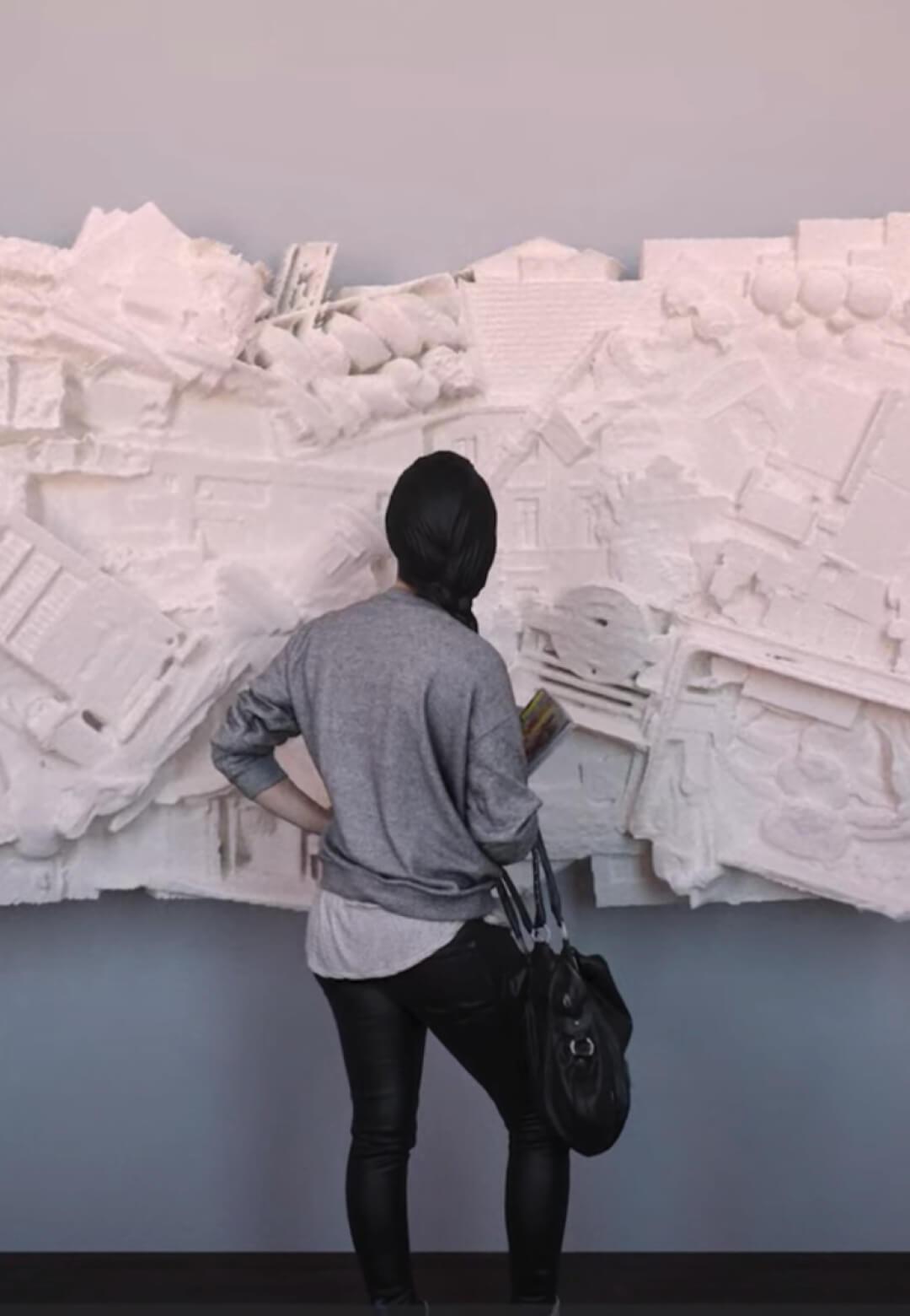 'Reinventing Texture' by Toshiki Hirano at the London Design Biennale 2021 | London Design Biennale 2021 | Interview | STIRworld