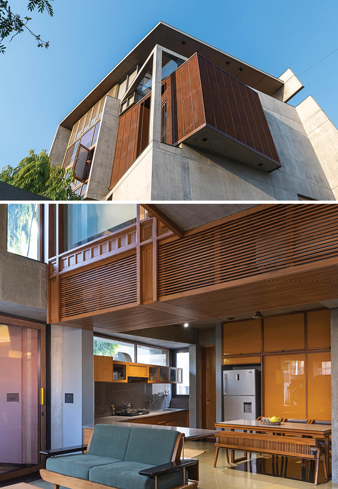 The Play House by UA Design is an old city house with a modern twist | Play House, Ahmedabad | UA Design | STIRworld