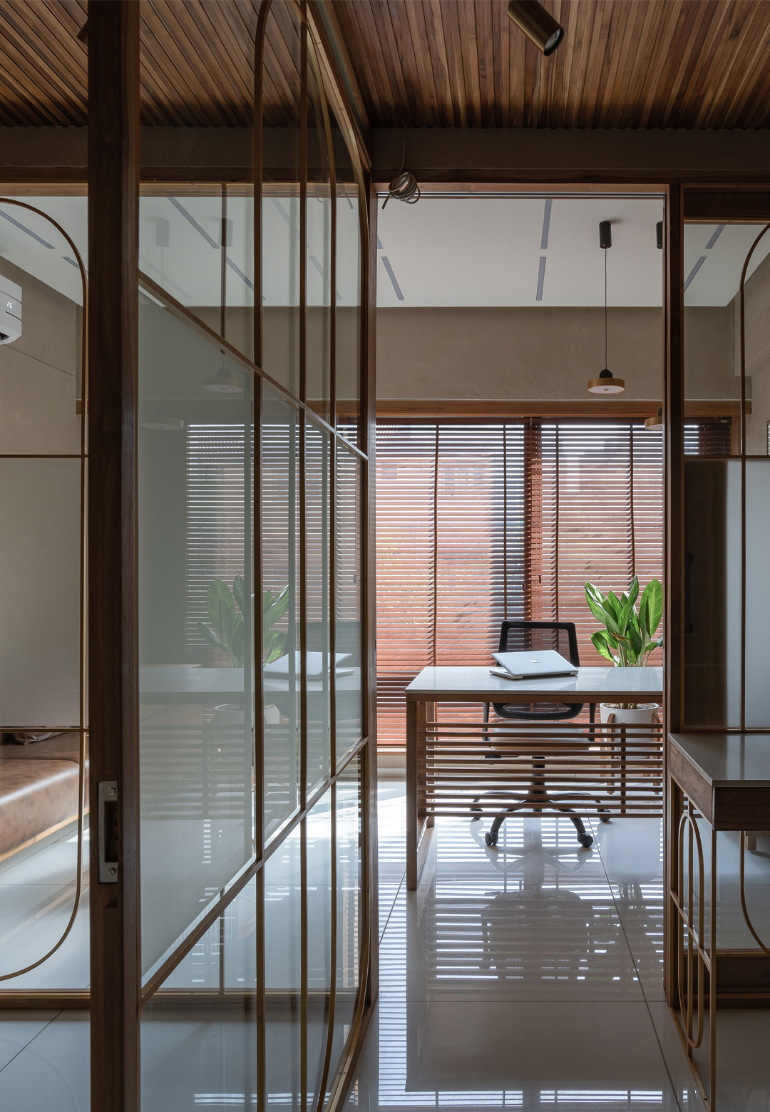 Interior project 'Delusion' designed by UA Lab in Ahmedabad| Project Delusion | UA Lab | STIRworld