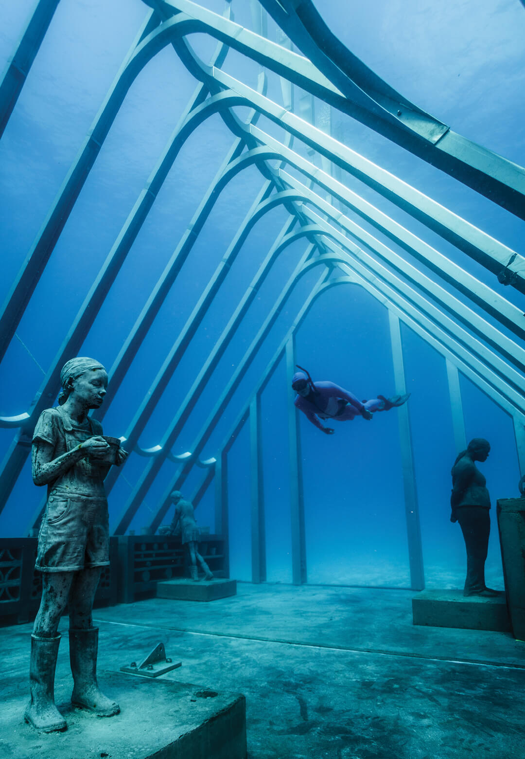 The Coral Greenhouse (2020) | Jason deCaires Taylor | STIRworld
