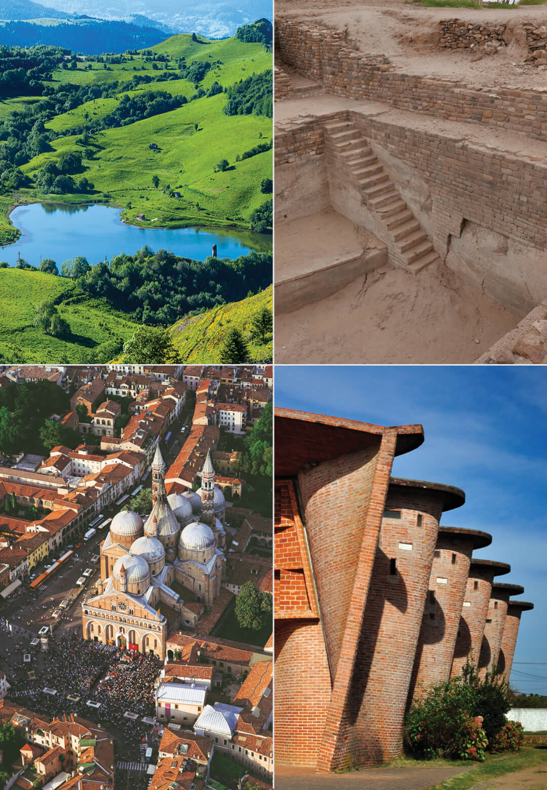 UNESCO brings together the undiscovered heritage from all over the world | World Heritage List by UNESCO | STIRworld