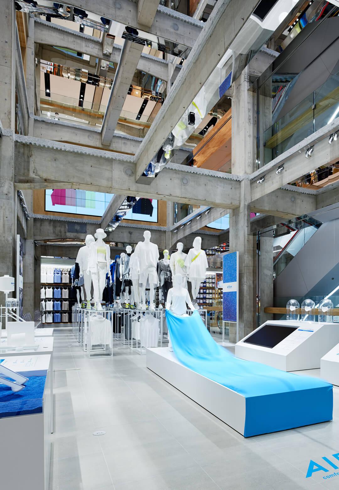 UNIQLO TOKYO Store | Herzog & de Meuron | Tokyo, Japan | STIRworld