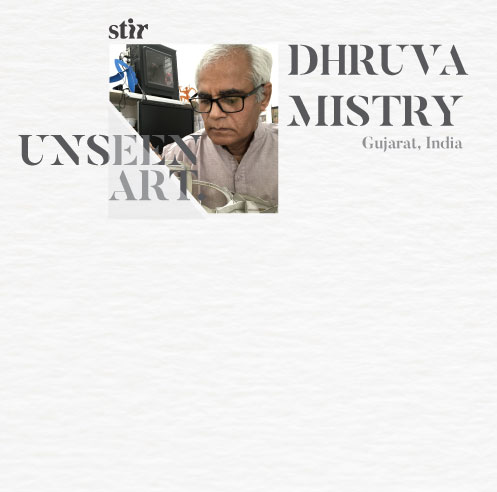 Unseen Art: Dhruva Mistry's 'Little Bird' highlights the importance of cultural history