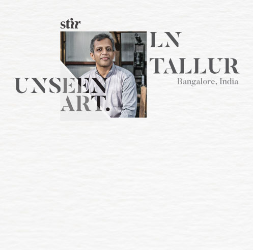 Unseen Art: LN Tallur on 'Time Travel' being exhibited… but not quite