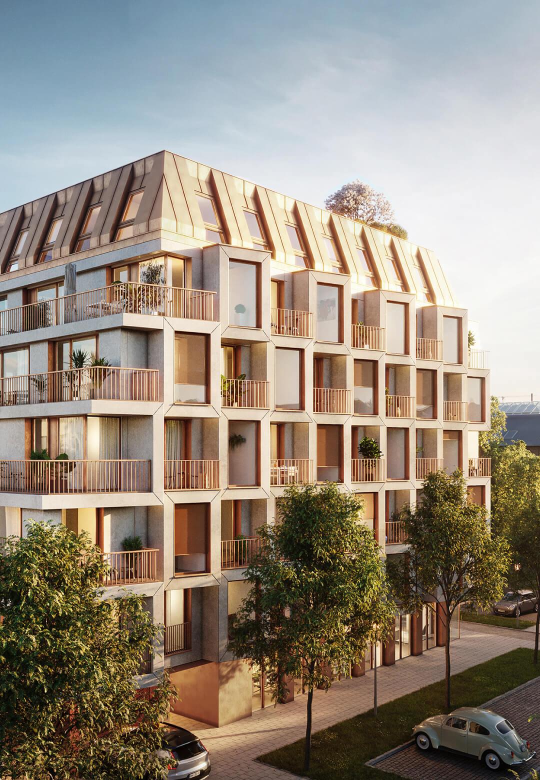 The Van B Residence project by UNStudio | STIRworld