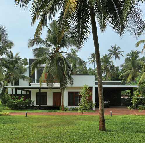 Uru Consulting's Box House in Kerala weds Scandinavian minimalism with Indian craft