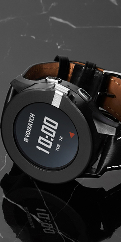 Voixatch: a smartwatch equipped with LTE + GPS, and a detachable Bluetooth headset