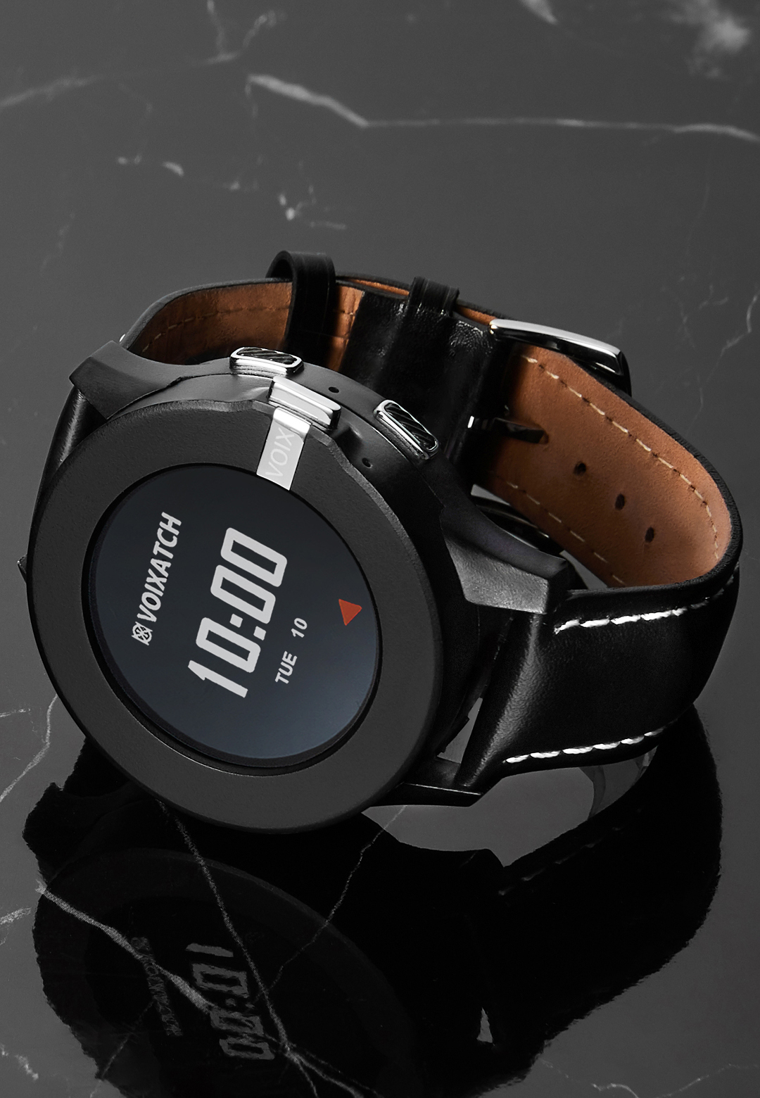 Voixatch – a waterproof LTE + GPS smartwatch with bezel Bluetooth headset by Young Kwon Oh and Jason Oh | Voixatch smartwatch | STIRworld
