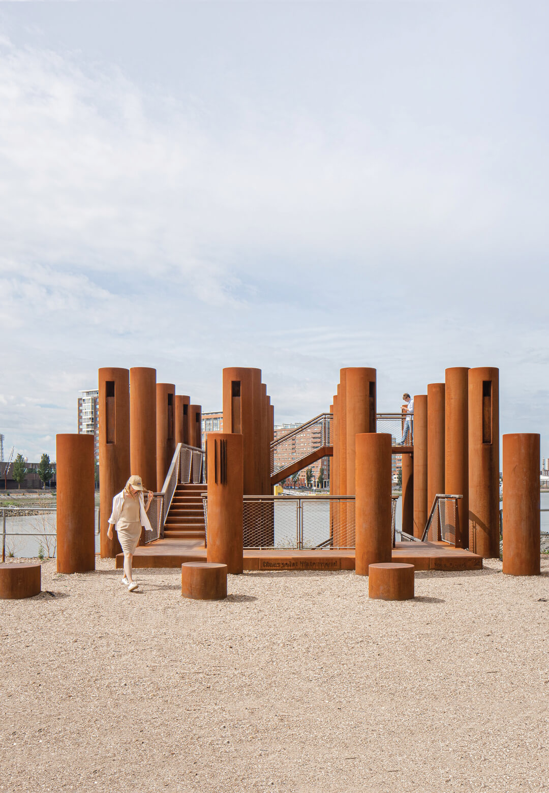 Maaspoints: Water Woods designed by Next Architects in Rotterdam  | Water Woods Maaspoints | Next Architects | STIRworld