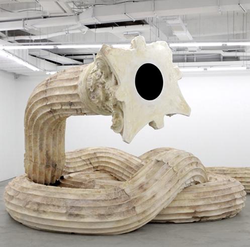 Xu Zhen showcases solo exhibition <em>Hello</em> at Madeln Gallery, Shanghai
