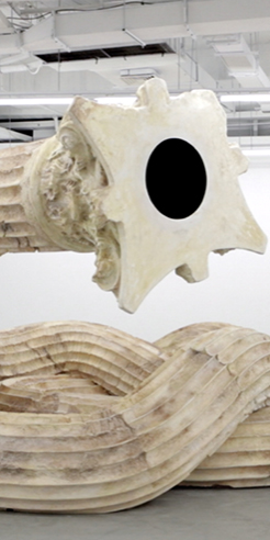 Xu Zhen showcases solo exhibition <em>Hello</em> at Madeln Gallery, Shanghai