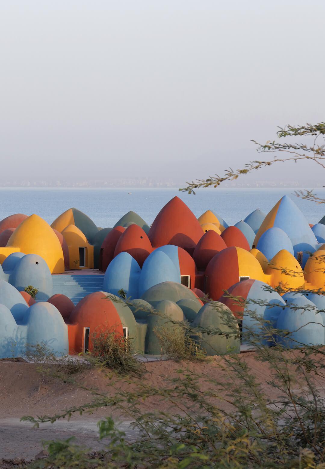 Presence in Hormuz 02 by ZAV Architects | Presence in Hormuz/ Majara Project | ZAV Architects | STIRworld