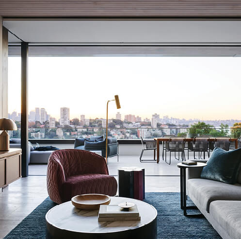 Decus Interiors aspire for a timeless aesthetic in Sydney's Hill House
