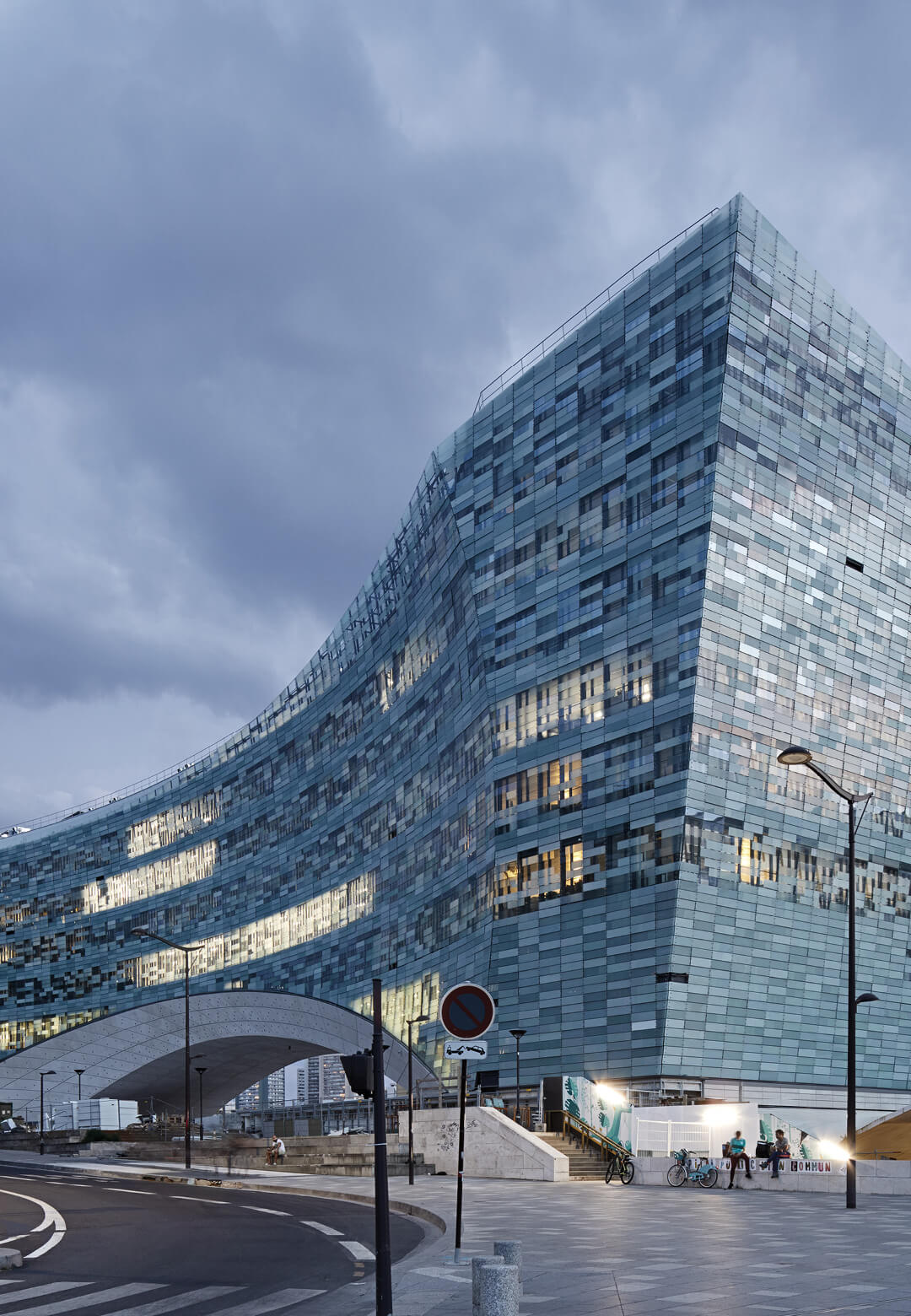 Snøhetta completes the glass-clad central headquarters for French publishing group Le Monde in Paris, France | Le Monde Group HQ designed by Snøhetta | STIRworld