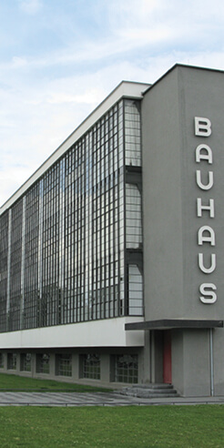 A century later, a new European Bauhaus for a 'brave' new world