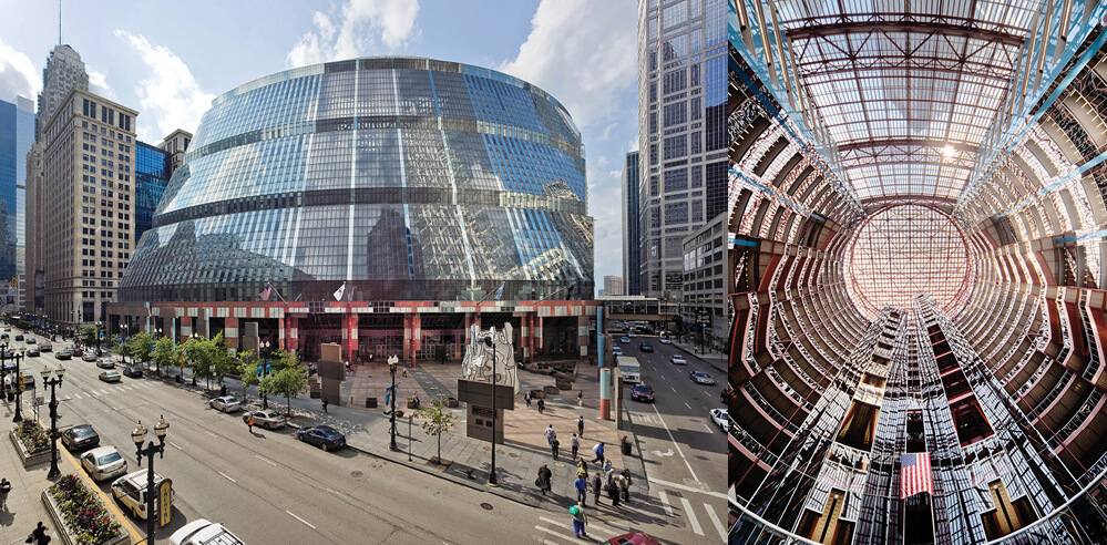 A competition seeks to save Chicago's Thompson Center from demolition