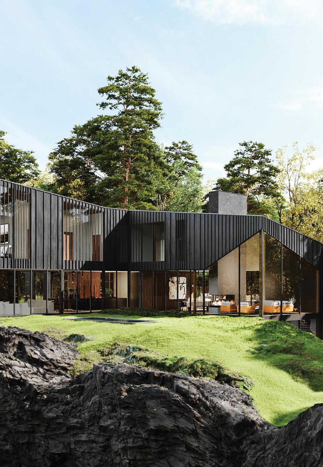 The Sylvan Rock luxury residence by Aston Martin Design x S3 Architecture   Sylvan Rock   Aston Martin Design x S3 Architecture   STIRworld