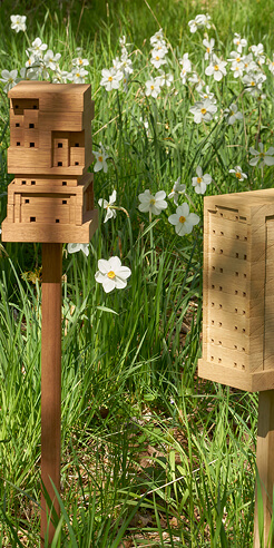 IKEA's SPACE10 launches 'Bee Home' as a free and open source design