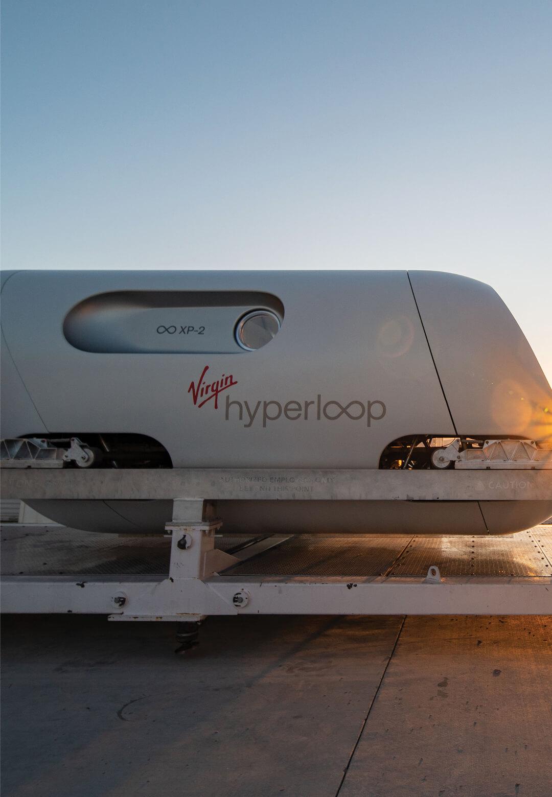 The Pegasus by Virgin Hyperloop, BIG, and Kilo Design | Pegasus, Virgin Hyperloop | BIG and Kilo design | STIRworld