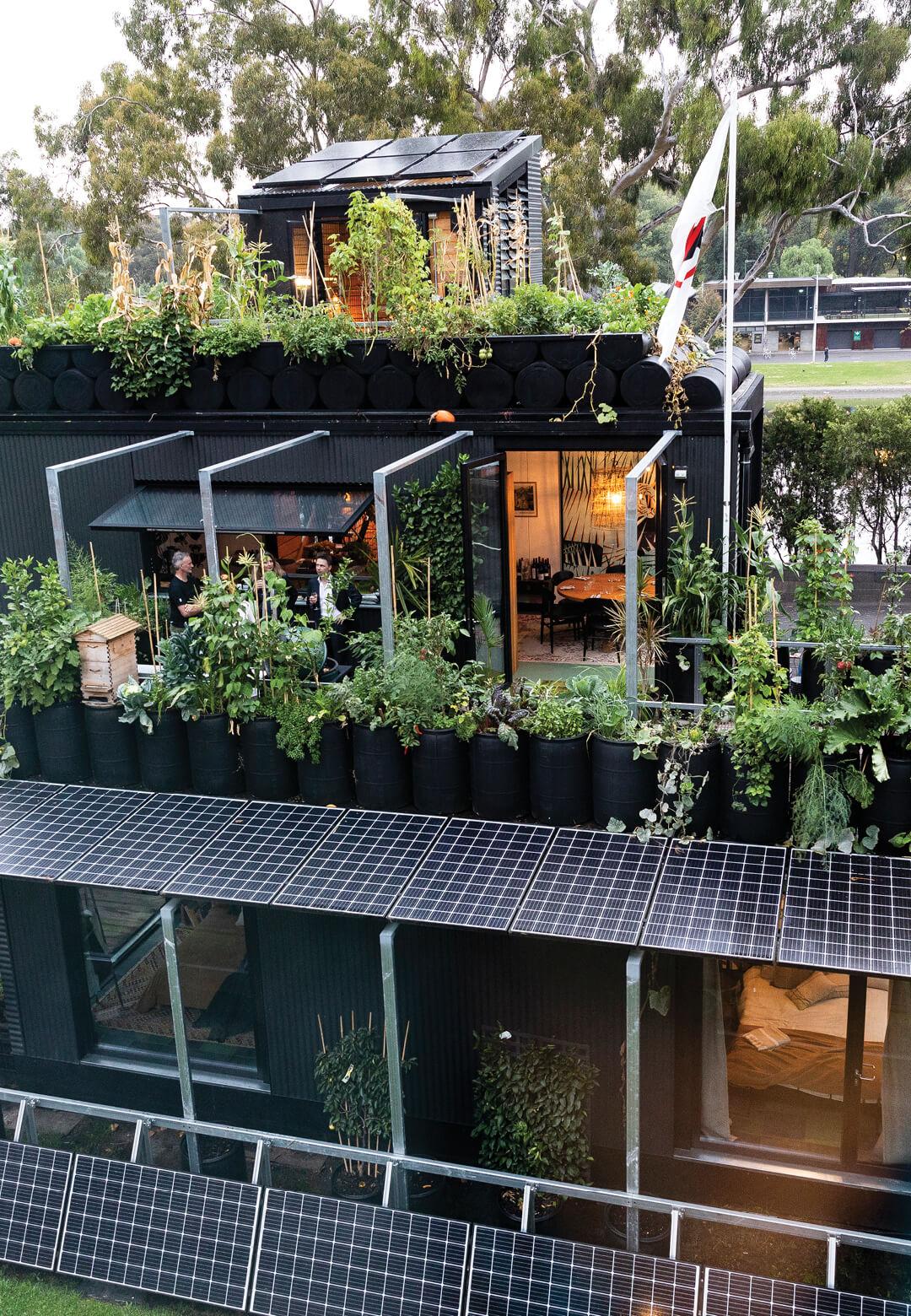 Greenhouse by Joost Bakker | Melbourne Design Week | Timothy Moore | STIRworld