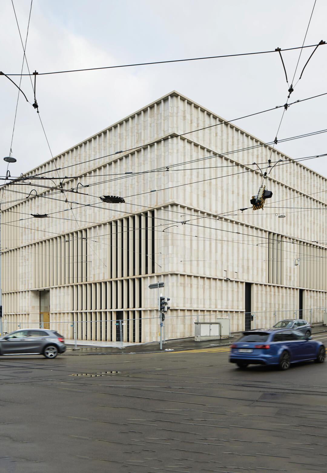 The new extension of the Kunsthaus Zurich by David Chipperfield Architects   Kunsthaus Zurich   Switzerland   STIRworld