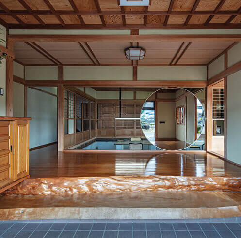 DDAA adapts 86-year-old Japanese home into the modest, functional Maruhiro Office