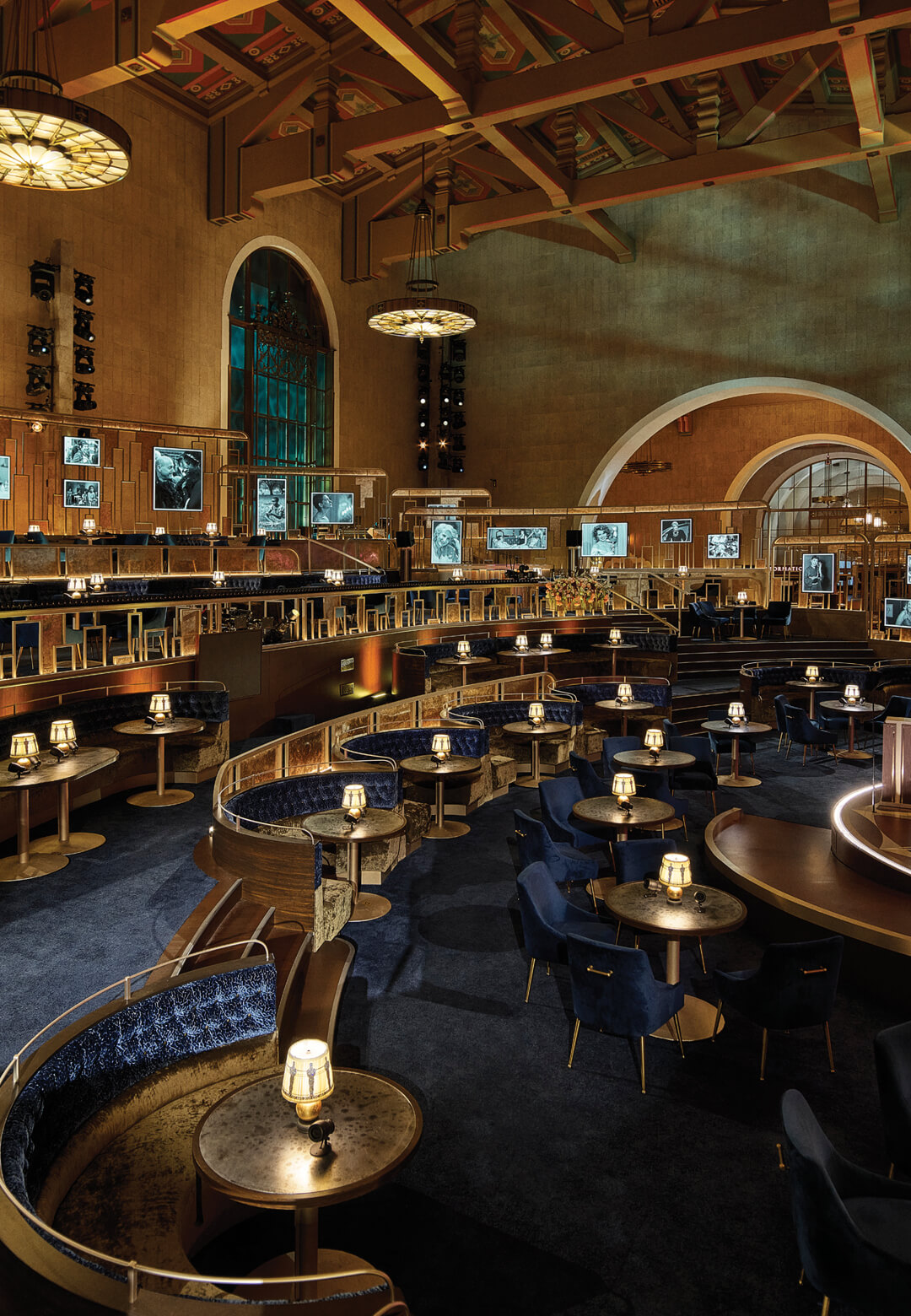 |The 93rd Academy Awards at Los Angeles Union Station by Rockwell Group | STIRworld