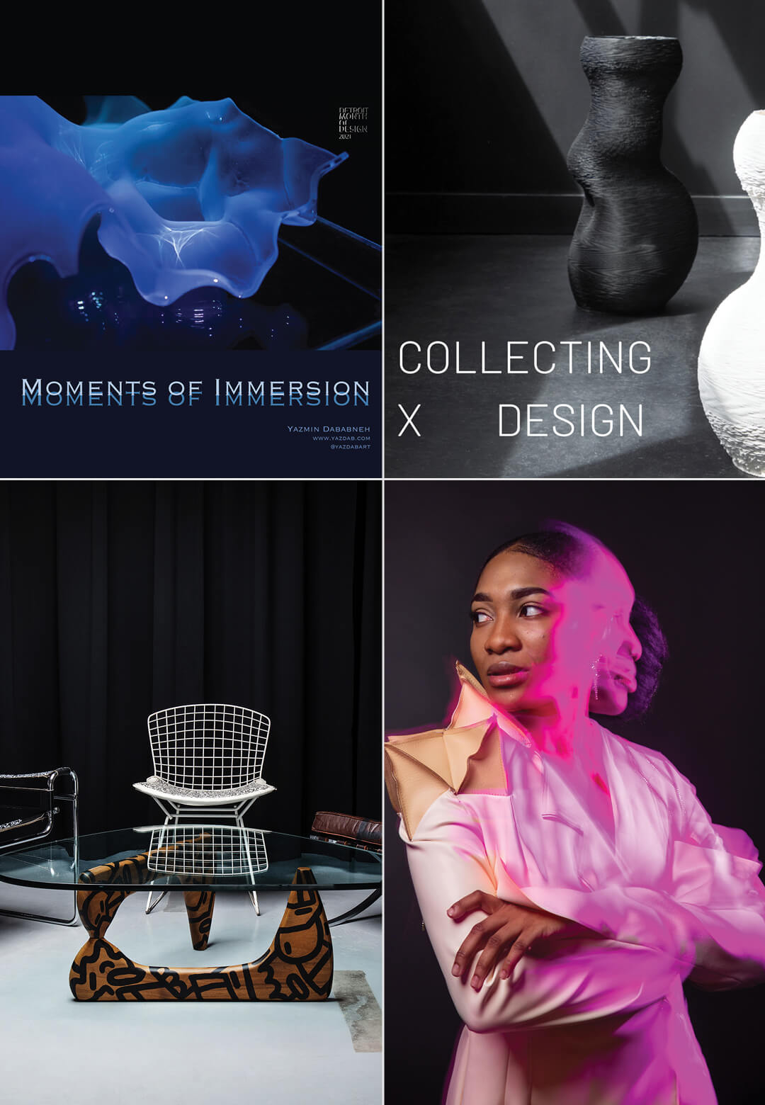 Detroit Month of Design 2021 will unite designers across the city in a month-long event of cultural programming   Detroit Month of Design 2021   STIRworld