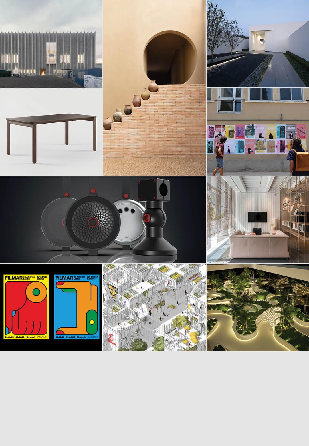 DNA Paris has revealed its list of 2021 design awards winners | DNAParis Design Awards 2021 Winners | STIRworld