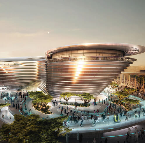 Expo 2020 Dubai postponed, to begin in October 2021