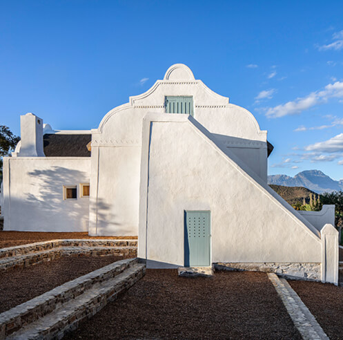 Jaco Booyens Architect and SAOTA win gold for architectural restoration in South Africa