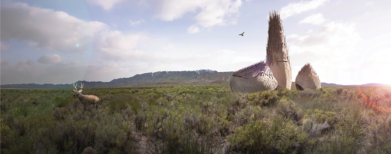 LAGI 2020 Fly Ranch unveils top 10 proposals for the design competition