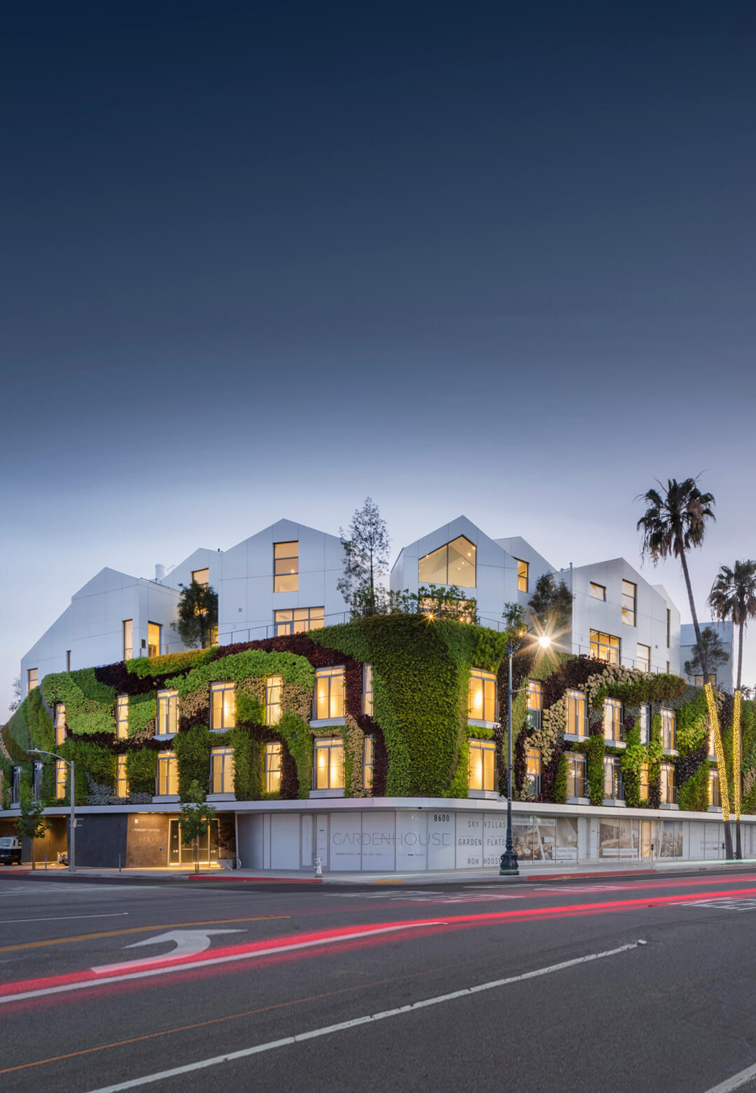 MAD Architects complete Gardenhouse in Beverly Hills, LA   Gardenhouse by MAD Architects   STIRworld